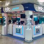 Un nouveau box de Tunisie Télécom à l'aéroport Tunis Carthage