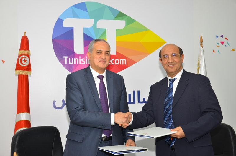 Tunisie Telecom sponsor officiel de la Fédération Tunisienne de Volley-ball