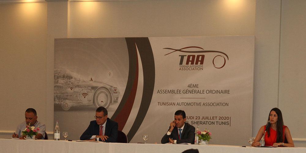 Assemblée Générale de la TAA