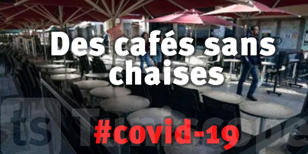 Imposer aux cafés d'être sans chaises, c'est abusif ! déclare leur syndicat