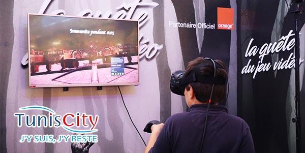 En vidéo : La quête du jeu vidéo à Tunis City jusqu'au 17 septembre