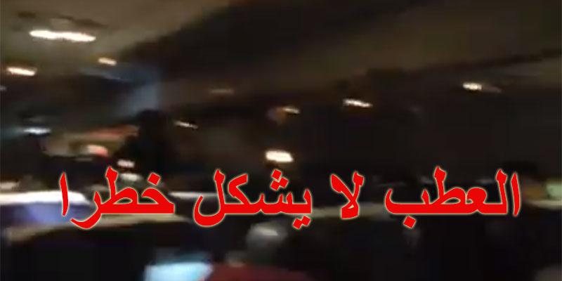 فيديو: فزع في صفوف المسافرين في رحلة للخطوط التونسية، العطب لم يشكّل خطرا