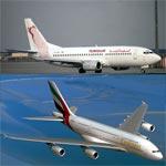 Un Accord de partenariat interligne entre Emirates Airline et Tunisair