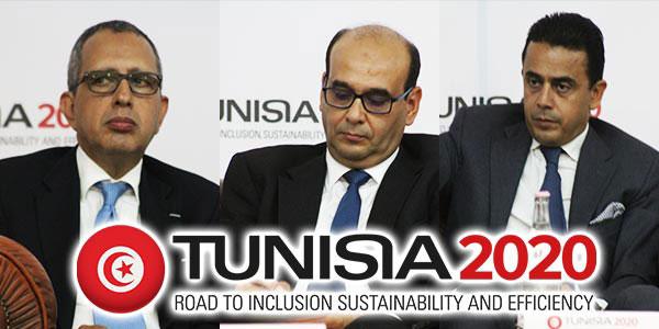 En vidéos : Tous les détails sur la préparation de la Conférence Tunisia 2020