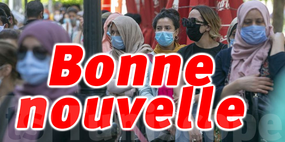 Tunisie-Coronavirus : Voilà une bonne nouvelle