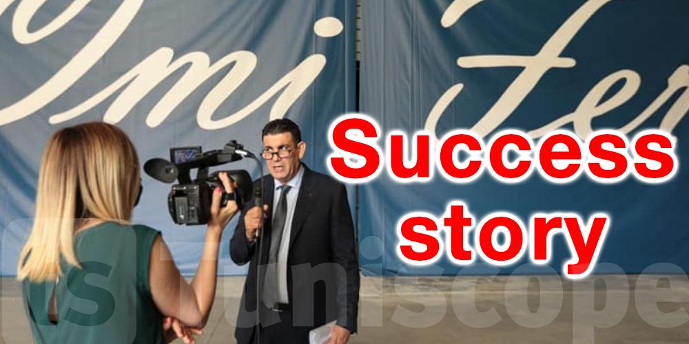 Un homme d'affaire Tunisien éblouit l'Italie