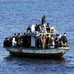 Une nouvelle vague de clandestins tunisiens débarque à Lampedusa