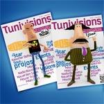 Tunivisions : 3 couvertures pour 2050