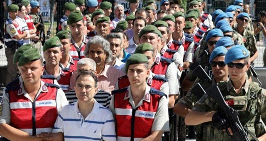 المؤبد لـ72 جندياً تركيا بتهمة التورط في محاولة الانقلاب