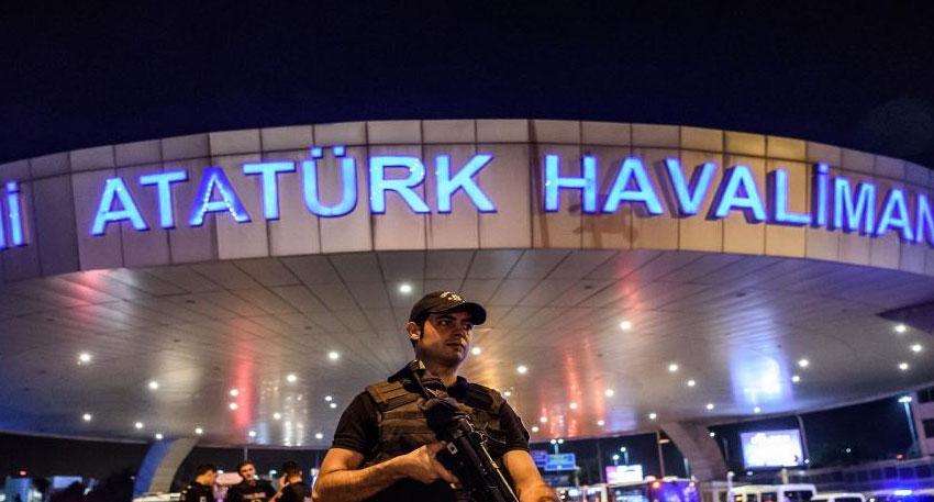 تركيا.. المؤبد المشدد لمدانين في هجوم مطار أتاتورك