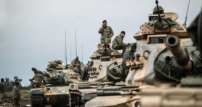 اتهامات لتركيا باستخدام الكيماوي في عفرين