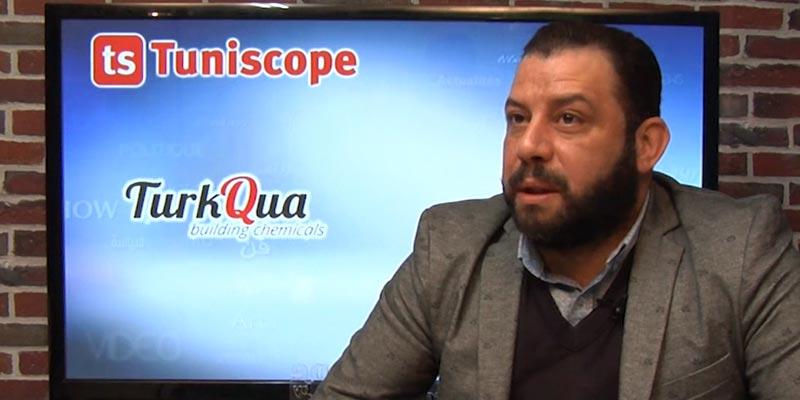 En vidéo : Abderrahmen Ghazouani présente TurkQua