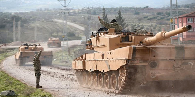 La France appelle les autorités turques à la retenue en Syrie