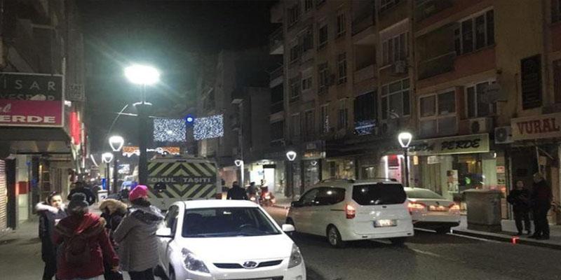 تركيا: زلزال بقوة 5.4 درجات يضرب مانيسا