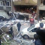 جرحى في انفجار قرب ساحة تقسيم في تركيا