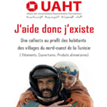 UAHT : Collecte de fonds au profit des familles démunies du Nord-Ouest de la Tunisie
