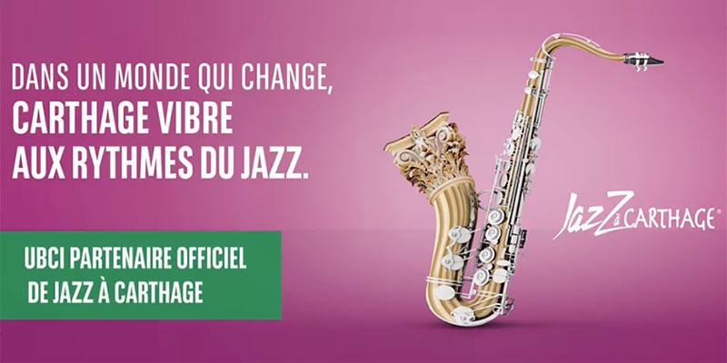 L'UBCI confirme son engagement de partenaire majeur  du festival Jazz à Carthage