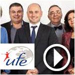 En vidéo : Présentation de la liste 'Union des Français de Tunisie-Libye - rassemblement de la Droite et du Centre' aux prochaines élection consulaires du 25 mai 2014.