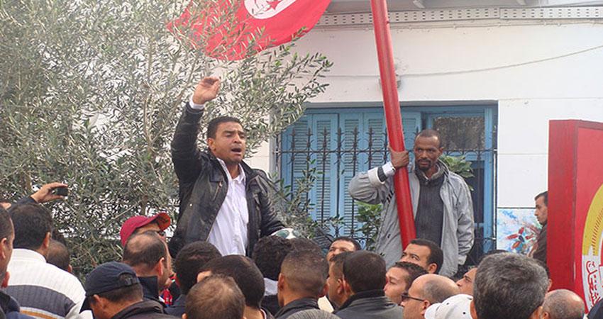 حزب الوطد يدعو أنصار الجبهة الشعبية الى المشاركة في الاضراب العام