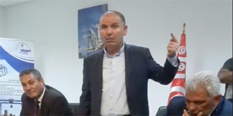 Le coup de gueule de Tabboubi contre la mauvaise gestion du port de Rades