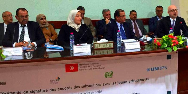 La Tunisie et l'Italie ensemble pour soutenir les jeunes entrepreneurs de Médenine et Tataouine