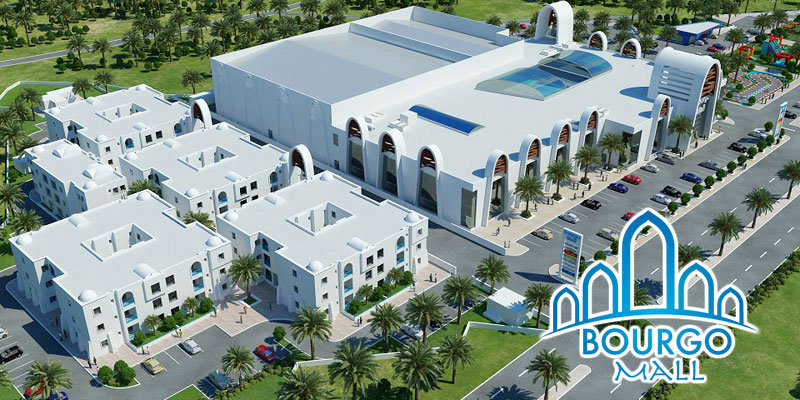 Bourgo Mall, le nouveau temple du shopping et du divertissement à Djerba