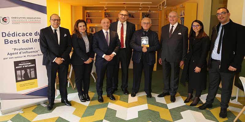 Lancement du premier Short MBA  En diplomatie économique et lobbying en Tunisie