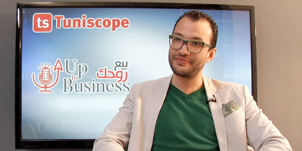 En vidéo : Le Up To Business Road Show - Sawa9 Ro7ik – Brand Yourself