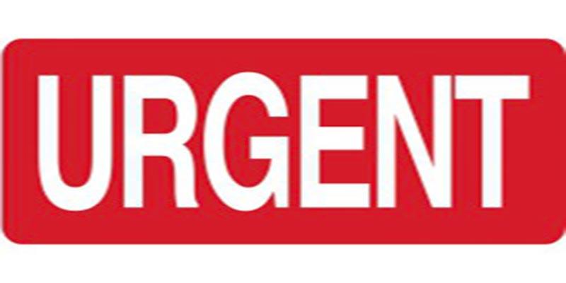 Urgent : Explosion à Tunis