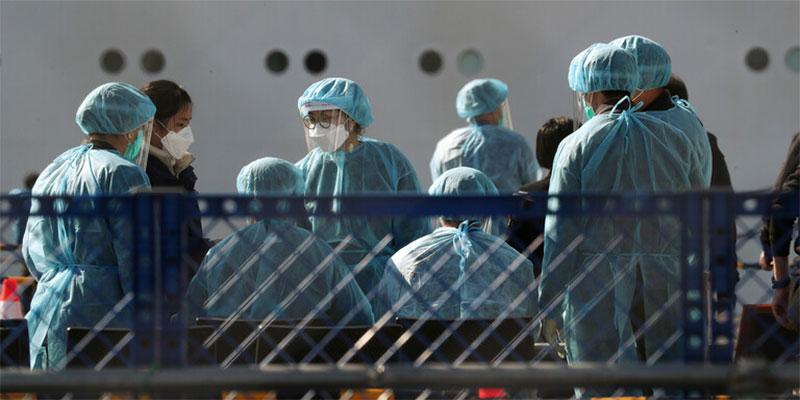 11 أمريكيا ينقلون فيروس ''كورونا'' من سفينة ''أميرة الألماس '' إلى الولايات المتحدة