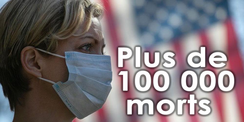 Le seuil des 100 000 morts franchi aux Etats-Unis