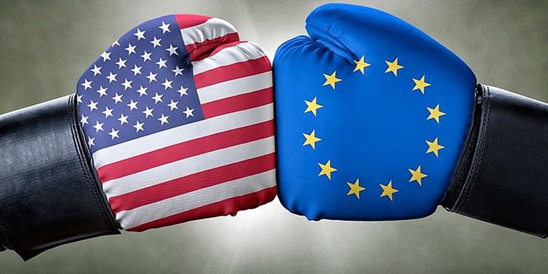Après la chine, les Etats-Unis envisagent de nouvelles taxes contre l'UE