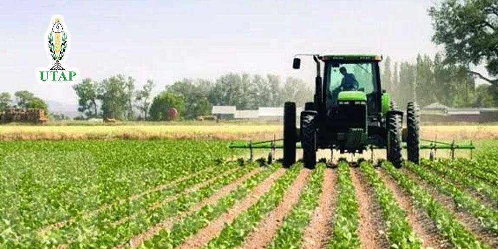 L'UTAP inquiète face au retard du lancement de la campagne agricole