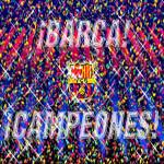 Le FC Barcelona champion d'Europe