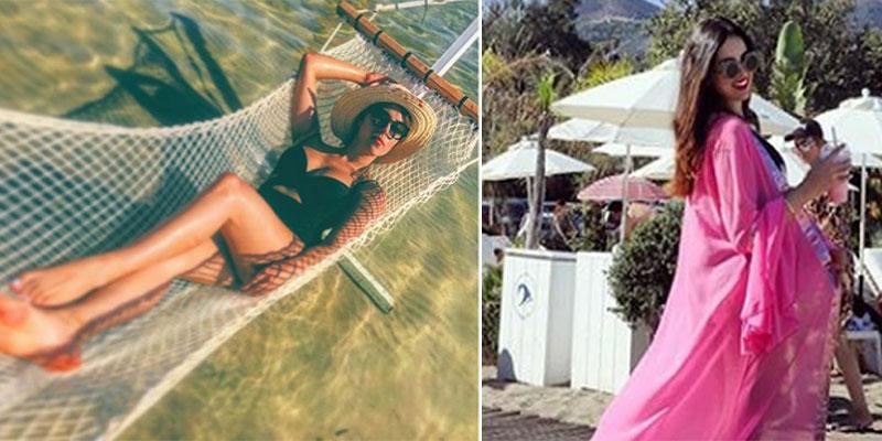 Les célébrités tunisiennes dévoilent leurs photos de vacances sur Instagram