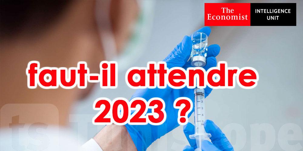 Le vaccin serait largement disponible en Tunisie en Avril 2022