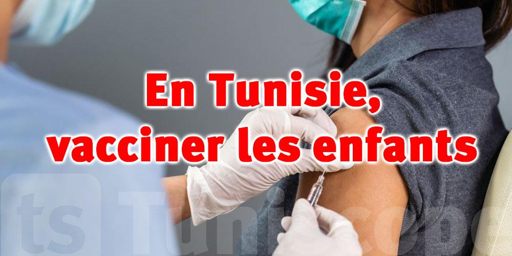 Vaccination prochaine des enfants tunisiens souffrant de maladies graves ou chroniques