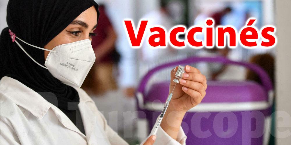 6ème journée de vaccination massive:  90 mille personnes déjà vaccinées