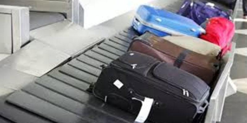 ر م ع ديوان الطيران المدني والمطارات: الجهود متواصلة للقضاء على سرقة أمتعة المسافرين وكسر الحقائب