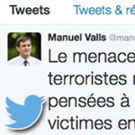 Manuel Valls : La menace et l'horreur des terroristes n'épargnent aucune nation