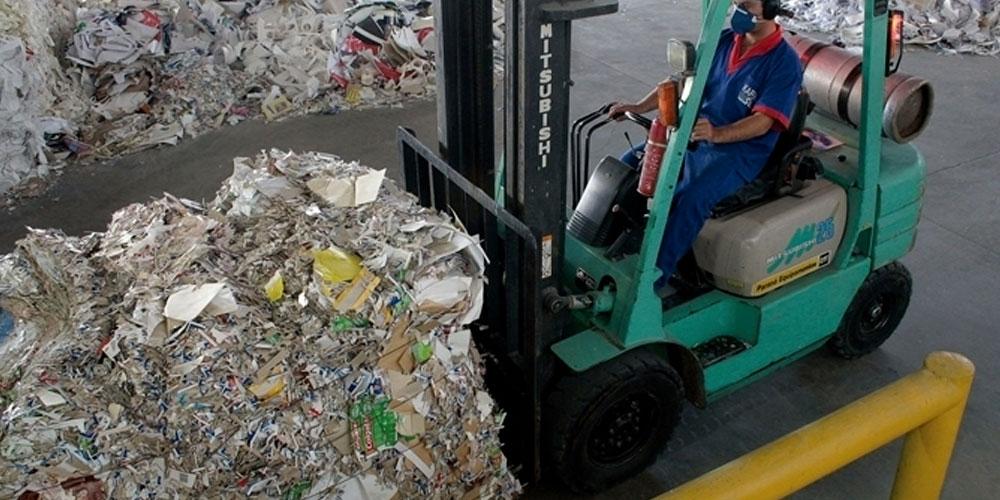 Unité de valorisation des déchets installée à Gabès