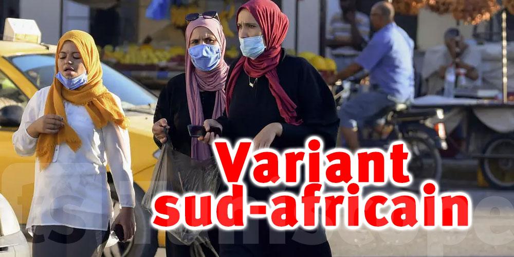 Les cas de variant sud-africain en hausse...