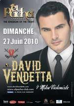 DAVID VENDETTA & MICAH DIMANCHE 27 JUIN 2010 A EL PACHA CLUB HAMMAMET