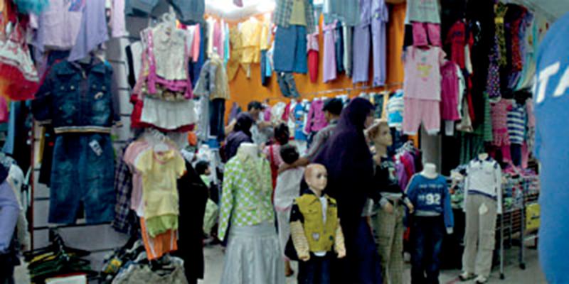 Des vêtements achetés en Turquie à 4 dollars sont revendus à 80 dinars en Tunisie