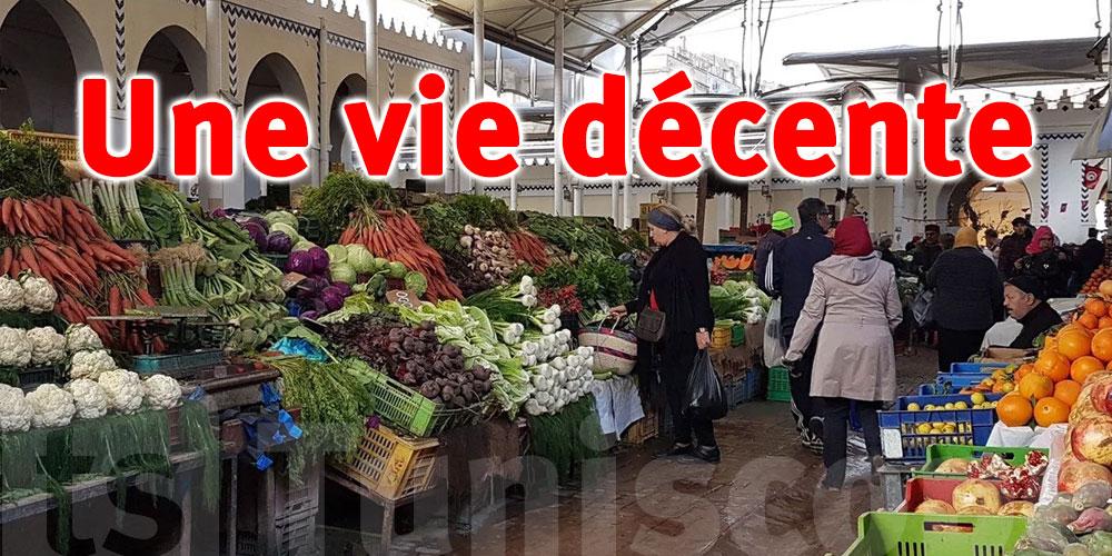 Les conditions de vie décente absentes chez plus de 40% de la population du Grand Tunis