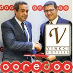 La Chaîne Vincci Hôtels choisit les solutions complètes de Ooredoo business