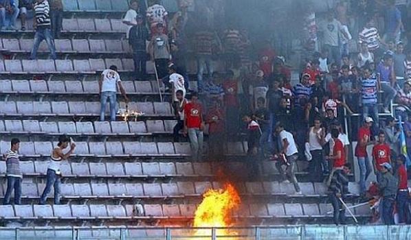 Des violences, encore des violences et toujours des violences dans les stades