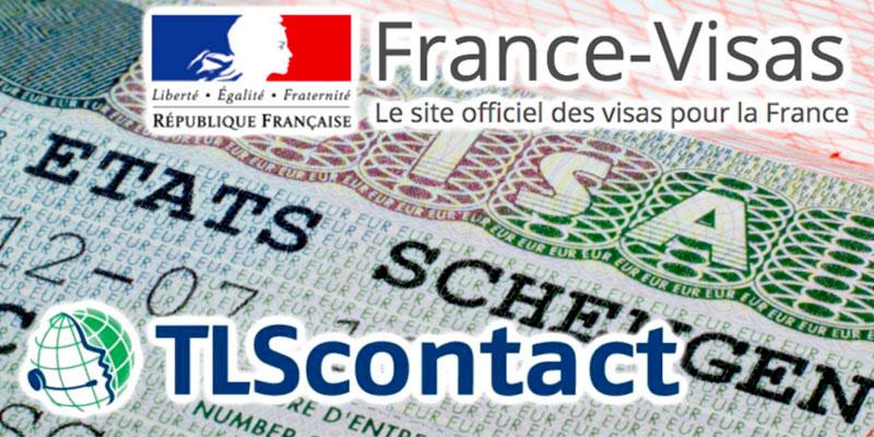 Un nouveau site pour les demandes de visas des tunisiens pour la France<