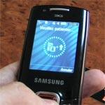Test de la Visio Conférence 3G+ d'Orange Tunisie