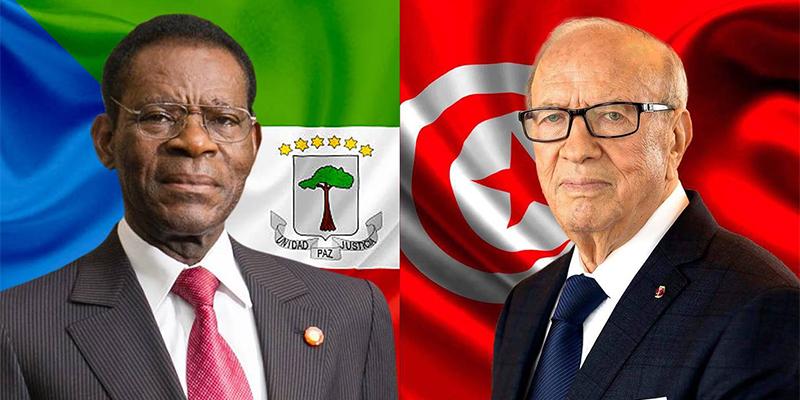 زيارة رسمية لرئيس جمهورية غينيا الإستوائية ''تيودورو أوبيانغ نغيما مباسوغو'' إلى تونس